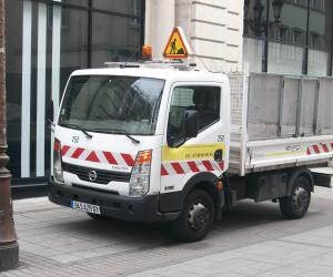 NISSAN Cabstar photo 13