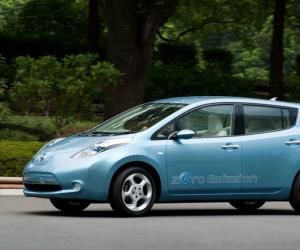 NISSAN Leaf photo 1