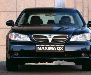 NISSAN Maxima QX photo 4