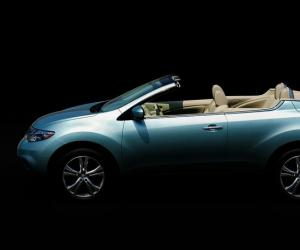 NISSAN Murano CrossCabrio photo 7