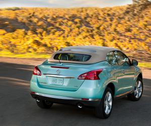 NISSAN Murano CrossCabrio photo 9