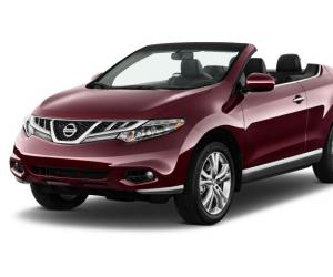 NISSAN Murano CrossCabrio photo 10