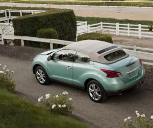 NISSAN Murano CrossCabrio photo 16