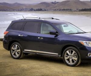 NISSAN Pathfinder photo 1