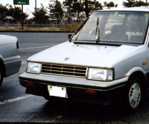 NISSAN Prairie photo 8