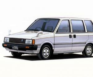 NISSAN Prairie photo 9