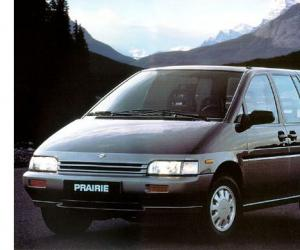 NISSAN Prairie photo 12