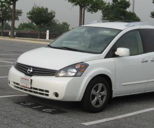 NISSAN Quest photo 1