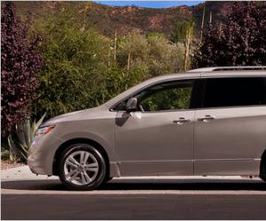 NISSAN Quest photo 6