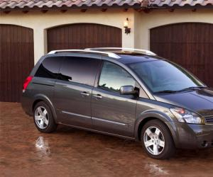 NISSAN Quest photo 9