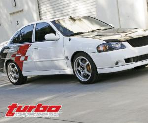 NISSAN Sentra SE-R Spec V photo 2