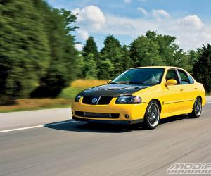 NISSAN Sentra SE-R Spec V photo 3