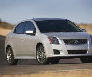 NISSAN Sentra SE-R Spec V photo 6