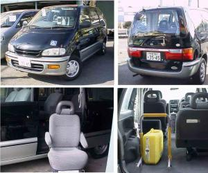 NISSAN Serena photo 10
