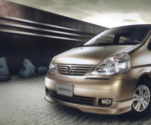 NISSAN Serena photo 14