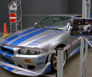 NISSAN Skyline photo 6