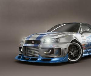 NISSAN Skyline photo 7
