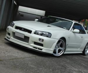 NISSAN Skyline photo 10