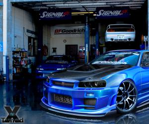 NISSAN Skyline photo 14