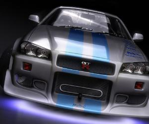 NISSAN Skyline photo 18