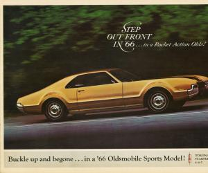 Oldsmobile Toronado photo 4
