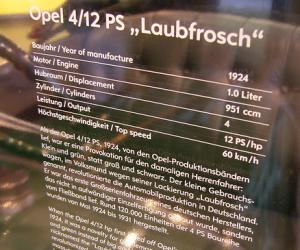 Opel 4/12 Laubfrosch photo 1