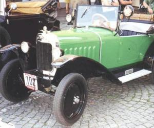 Opel 4/12 Laubfrosch photo 3