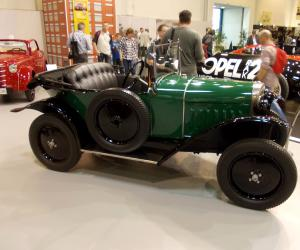 Opel 4/12 Laubfrosch photo 8