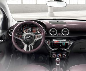 Opel Adam photo 4