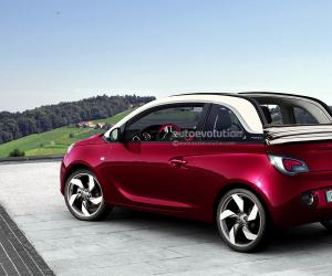 Opel Adam photo 12