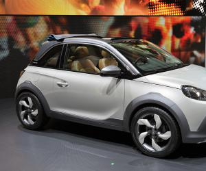 Opel Adam Rocks image #8