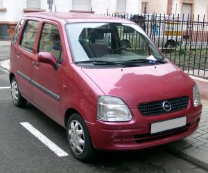 Opel Agila photo 1