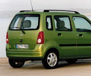 Opel Agila photo 2