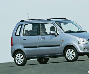 Opel Agila photo 5