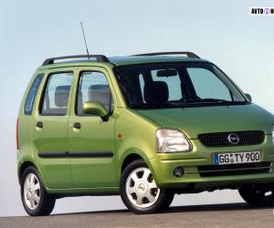 Opel Agila photo 7