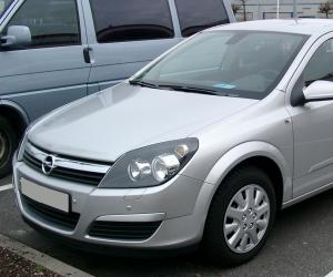 Opel Astra photo 1