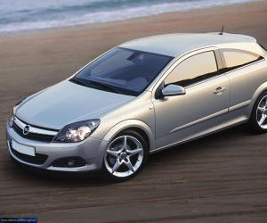 Opel Astra 1.7 CDTI photo 1