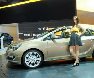 Opel Astra Limousine photo 5