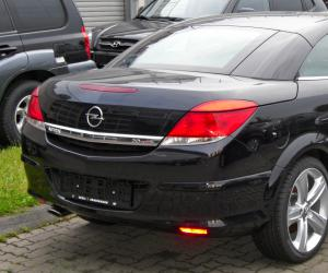 Opel Astra Twin Top photo 2