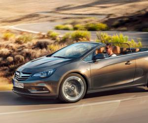 Opel Cascada photo 1