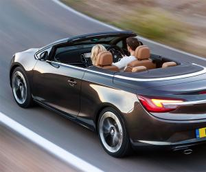 Opel Cascada photo 3