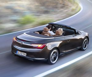 Opel Cascada photo 4
