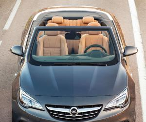 Opel Cascada photo 5