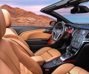 Opel Cascada photo 6