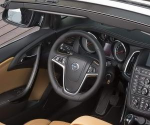 Opel Cascada photo 12