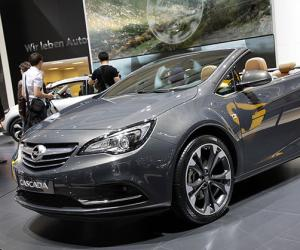 Opel Cascada photo 15