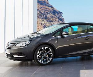 Opel Cascada photo 17