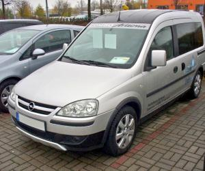 Opel Combo 1.6 CNG #3
