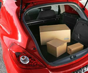 Opel Corsa Van photo 2