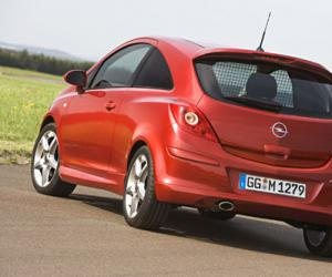 Opel Corsa Van photo 3